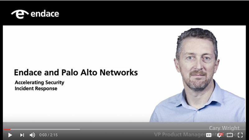 Palo Alto Networks and EndaceProbe